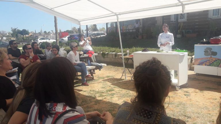 Master Class Batch Cooking junto a Bioalverde